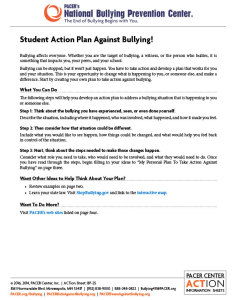 student-action-plan